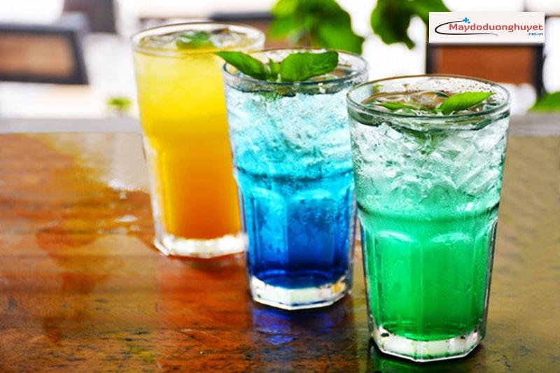 Soda nước ngọt là thức uống người tiểu đường cần tránh. (Ảnh:Internet)