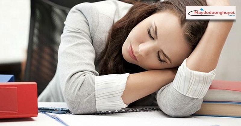 Bệnh nhân cảm thấy mệt đột ngột không giải thích được. (Ảnh:Internet).