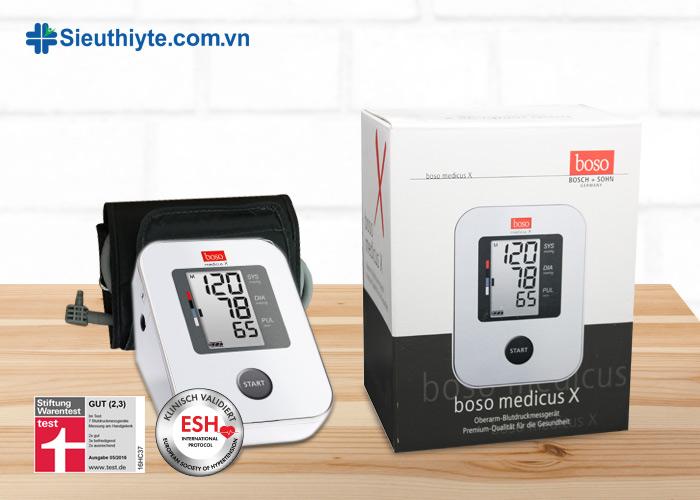 Máy đo huyết áp Boso Medicus X