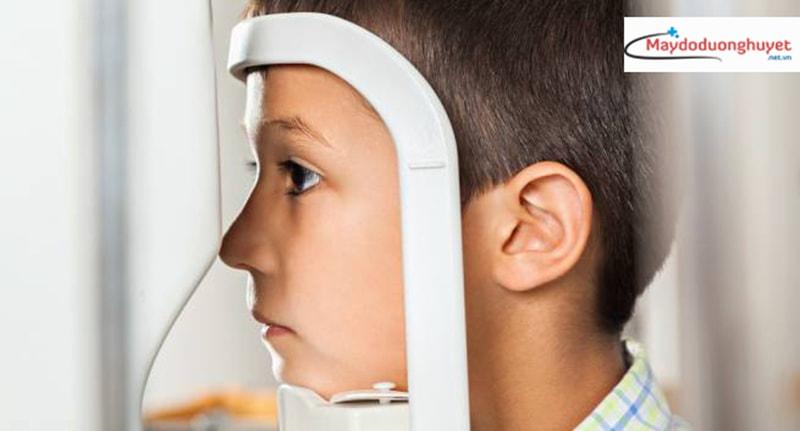 Bệnh tiểu đường có thể dẫn đến giảm thị lực. (Ảnh: Internet).