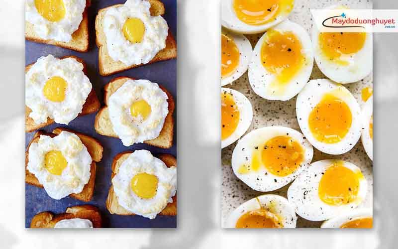 Chất đạm của trứng là nguồn rất tốt các acid amin cần thiết có nhiều vai trò quan trọng trong cơ thể, đặc biệt cần thiết cho sự phát triển cả về cân nặng và chiều cao của trẻ