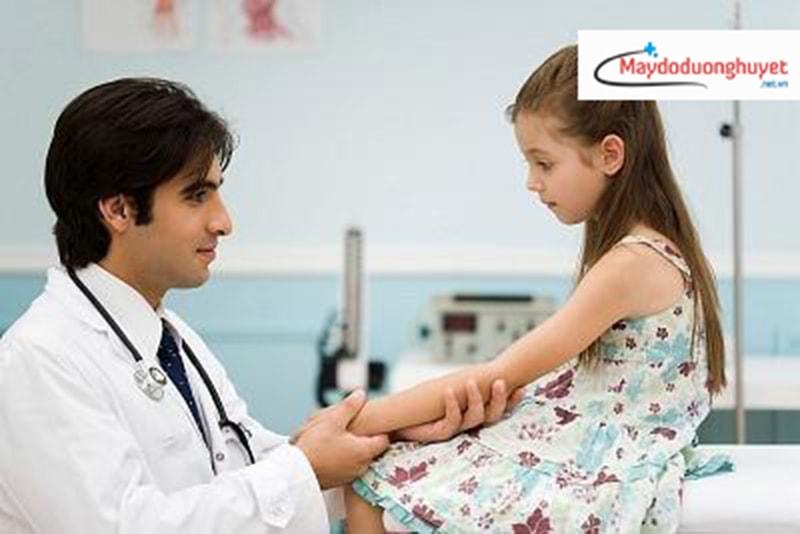 Dấu hiệu của bệnh tiểu đường ở trẻ em. (Ảnh: Internet)