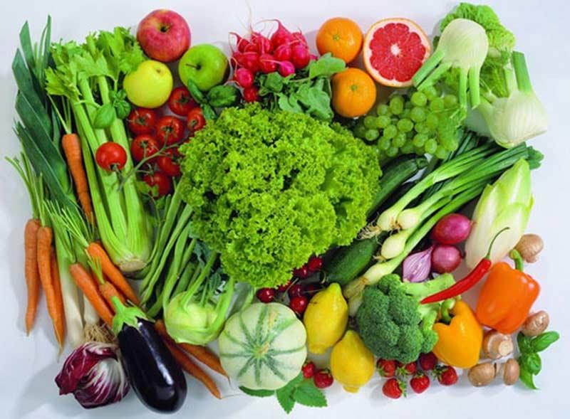 Người cao huyết áp cần ăn rau xanh